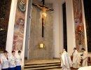 Poświęcenie nowego tabernakulum