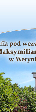 Parafia p.w. Św. Maksymiliana Kolbe w Weryni